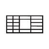 Tema Denso Composition 2010-004 84'' Cube Unit Bookcase