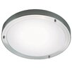 Nordlux Ancona 2 Light Flush Ceiling Light