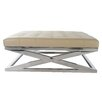 Lazzaro Leather Coffee Table