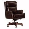 Lazzaro Leather Clinton Mid-Back Leather Executive Chair