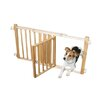 Four Paws Walk Over Pet Gate with Door