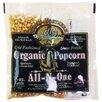 Great Northern Popcorn 8 oz. Organic Old Fashioned Popcorn Portion Pack (Set of 18)