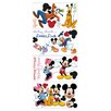 Room Mates Mickey and Friends Wall Decal