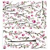 Room Mates Deco 33 Piece Blossom Tree Wall Decal
