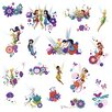 Room Mates Disney Best Fairy Friends Wall Decal