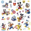 Room Mates Mickey and Friends Clubhouse Capers Wall Decal