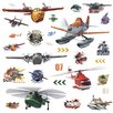 Room Mates Popular Characters Planes Fire and Rescue Wall Decal