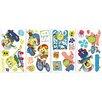 Room Mates Popular Characters Spongebob Skaters Wall Decal
