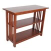 """Alaterre Craftsman 24"""" Accent Shelves Bookcase"""