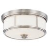 Minka Lavery 2 Light Flush Mount