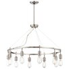 Minka Lavery Downtown Edison 10 Light Chandelier