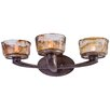 Minka Lavery La Bohem Monarch 3 Light Bath Vanity Light