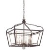 Minka Lavery Astrapia 6 Light Foyer Pendant Light