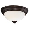 Minka Lavery Overland Park 2 Light Flush Mount