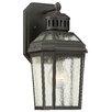 Minka Lavery Hawks Point 1 Light Outdoor Wall Lantern