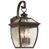 Minka Lavery Sunnybrook 3 Light Outdoor Wall Lantern