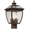 Minka Lavery Sunnybrook 4 Light Post Light