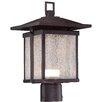 Minka Lavery Hillsdale 1 Light Outdoor Post Light