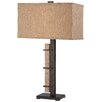 "Minka Lavery Modern 1 Light 30.5"" H Table Lamp with Rectangular Shade"