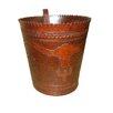New World Trading Steer Brands Medium Waste Basket