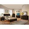 InRoom Designs Sleigh Customizable Bedroom Set