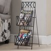 Zipcode™ Design Helena 2 Tier Magazine Rack