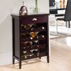 Darby Home Co Rutland 16 Bottle Wine Bar