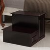 InRoom Designs 2-Step Wood Step Stool