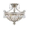 Savoy House Victoria 6 Light Semi-Flush Ceiling Light