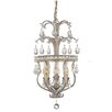 Savoy House Ma Antonieta 3 Light Crystal Chandelier