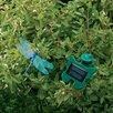 Smart Solar Flutterby Dragonfly Garden Stake (Set of 2)