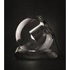 """Oluce 11"""" Globe Table Lamp"""