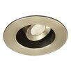 "WAC Lighting Miniature LED Adjustable Round 2"" Recessed Housing"