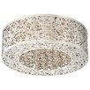 George Kovacs by Minka Hidden Gems 72 Light Flush Mount