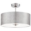 George Kovacs by Minka 1 Light Drum Pendant