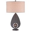 "George Kovacs by Minka 28"" H Table Lamp with Drum Shade"