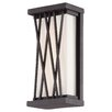 George Kovacs by Minka 1 Light Outdoor Flush Mount