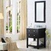 """Water Creation Madalyn 24"""" Single Bathroom Vanity Set with Mirror"""
