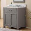 "Water Creation Madison 30"" Single Sink Bathroom Vanity"