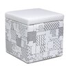 Foremost DIY Draw it Yourself Ottoman