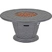 Foremost Embrace Gas Fire Pit Table