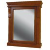 """Foremost Naples 25"""" x 31"""" Surface Mounted Medicine Cabinet"""