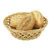 Paderno World Cuisine Round Polyrattan Bread Basket (Set of 3)