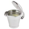 Paderno World Cuisine 13.5 Oz. Insulated Stainless Steel Gravy Boat with Spout