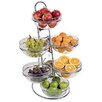 Paderno World Cuisine 4-Tier Ladder and Large Bowl Set