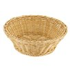 Paderno World Cuisine Round Polyrattan Bread Basket (Set of 2)