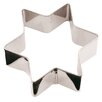 Paderno World Cuisine Stainless Steel Star Cookie Cutter (Set of 10)