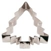 Paderno World Cuisine Stainless Steel Christmas Tree Cookie Cutter (Set of 10)