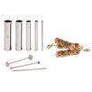 Paderno World Cuisine Stainless Steel Decoration Kit