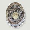 Paderno World Cuisine 9 Piece Oval Fluted Dough Cutter Set (Set of 2)